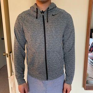 Nike Lightweight DRI-Fit Full Zip Hoodie